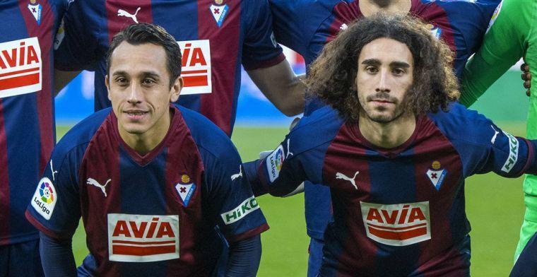 'Barcelona neemt afscheid van Vermaelen en wil terugkoopoptie activeren'