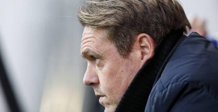 Jong Ajax slacht Almere City met 8-0: 'Het lijkt alsof je zelf niets meer kunt'