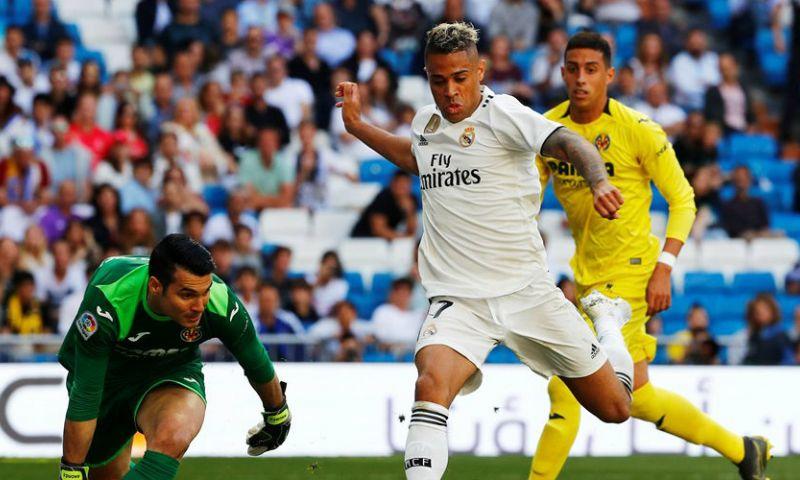 Afbeelding: Real Madrid verlengt fraaie Bernabeu-serie en kan Atlético Madrid nog achterhalen
