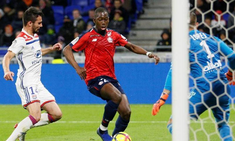 Afbeelding: Lyon dreigt directe Champions League-plaatsing mis te lopen, monsterscore Sporting