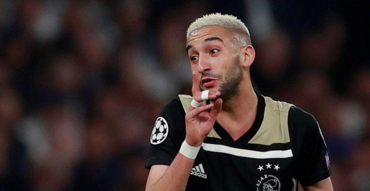 Ziyech wijst aanbod Tottenham Hotspur af en richt alles op Bayern München