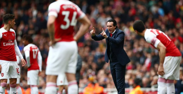 Bijltjesdag in Premier League: ook Arsenal ziet Champions League-droom verliegen