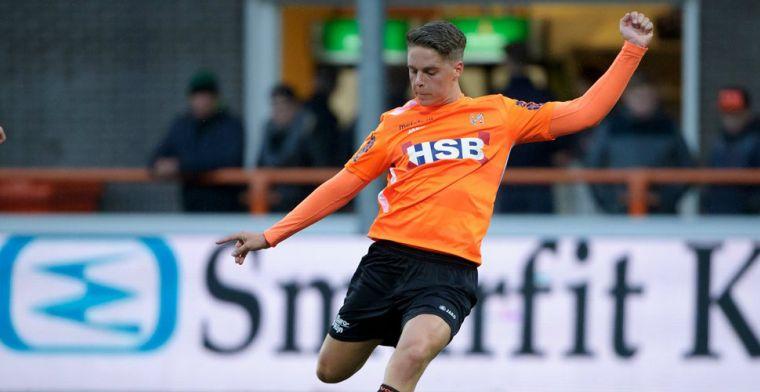 FC Volendam-belofte Veerman mag hopen op langverwachte Eredivisie-transfer