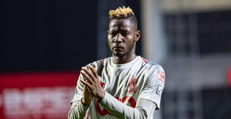 UPDATE: 'Standard mag hopen op monsterbod voor Djenepo'