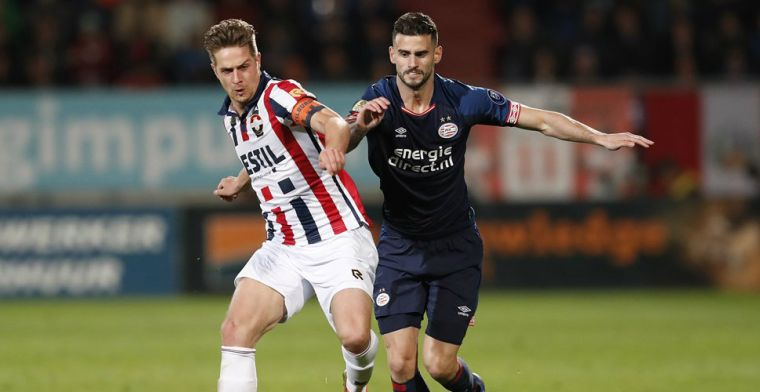 ED: PSV voor Pereiro-transfer afhankelijk van grillen van zaakwaarnemer