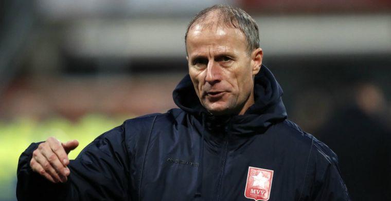 'Langstzittende trainer van Nederland moet plaatsmaken na mislopen play-offs'