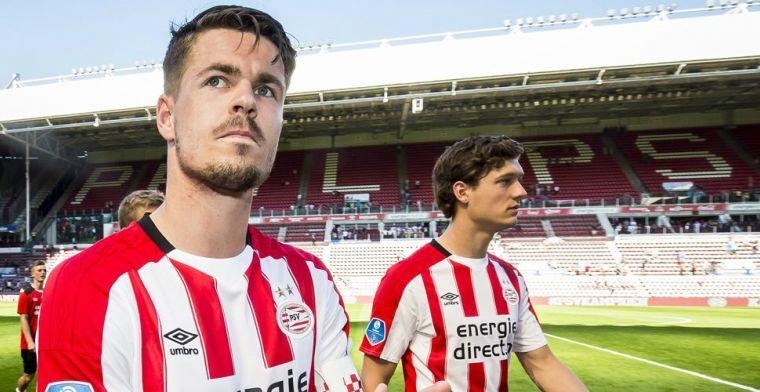 'Van Ginkel kan PSV niet helpen: middenvelder komt niet naar Eindhoven'