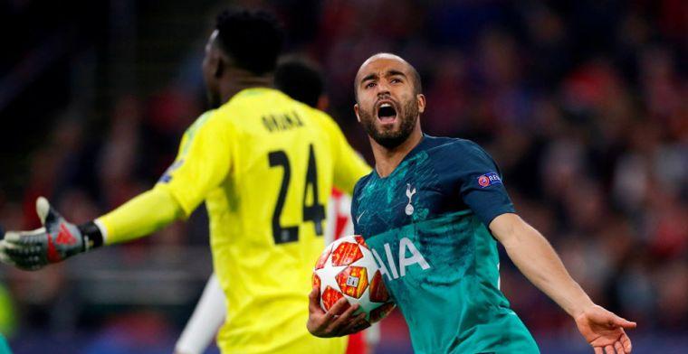 Ajax-sprookje ten einde: Moura maakt hattrick vol in minuut 95, Spurs naar Madrid