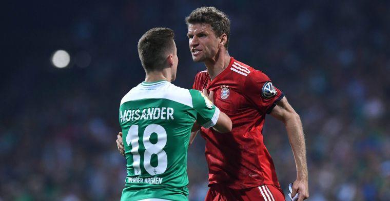 Bayern München denkt serieus na over verkoop Müller