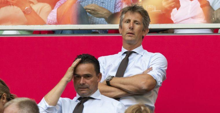 Transferupdate Van der Sar: Ik denk dat hij naar Engeland of Spanje gaat
