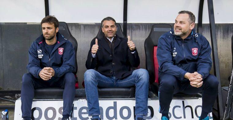 'FC Twente vult Pusic-vacature intern én extern in: Garcia-Garcia gegadigde'
