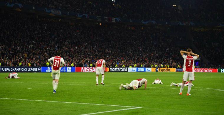 Mourinho over Ajax-filosofie: 'Net alsof ze tegen Vitesse aan het spelen waren'