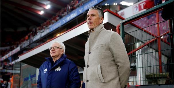 Belhocine mag hopen op trainersjob bij Anderlecht: Nog niets beslist