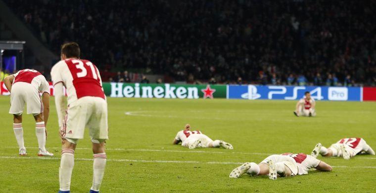 Buitenlandse pers ziet 'krankzinnige' return: 'Tottenham wint, met dank aan Ajax'