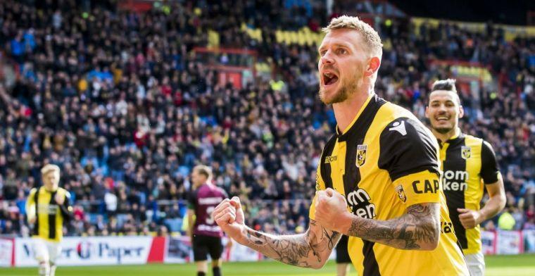 Vitesse en verdediger uit elkaar: 'Ik wil de stap naar het buitenland nu maken'