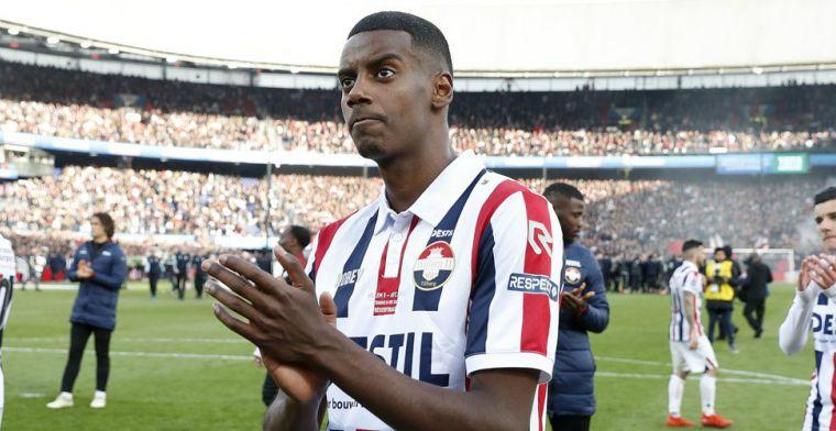 'Nieuwe transfer in aantocht voor Willem II-revelatie Isak: favoriet lijkt bekend'