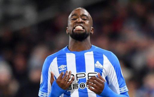 Afbeelding: Mbenza blijft ondanks degradatie bij Huddersfield: