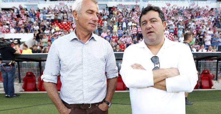 Gigantische klap voor Raiola: zaakwaarnemer krijgt wereldwijde schorsing van FIFA