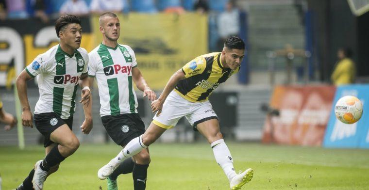 Vertrek bij Vitesse niet uitgesloten: 'Ook ik wil een avontuur maken'