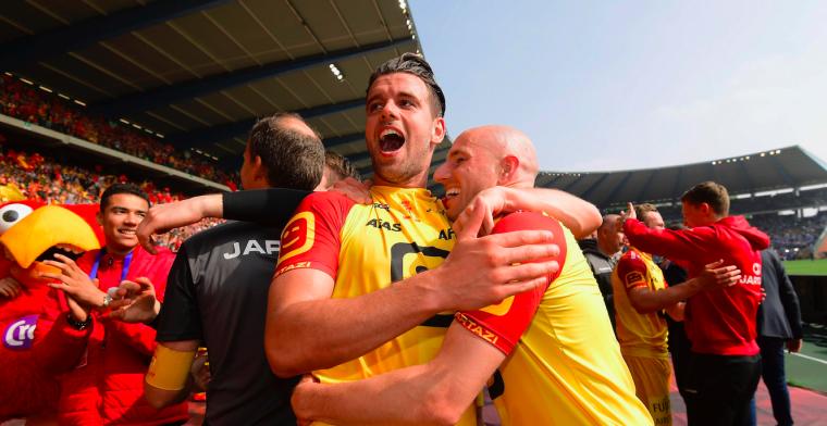 Fans van KV Mechelen in de aanval: 3.000 handtekeningen tegen KBVB