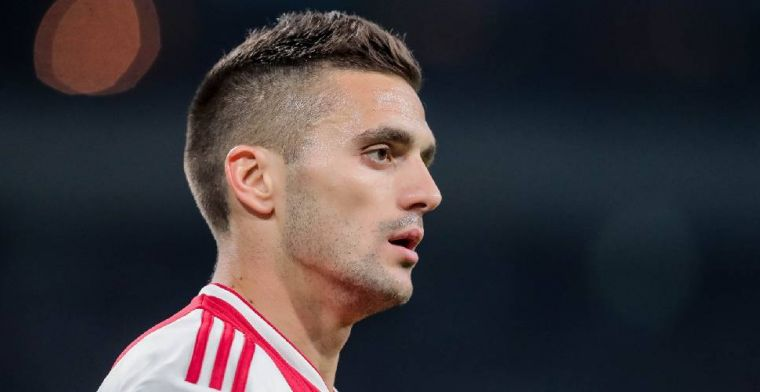 Lovende Tadic is trots op Ajax-spelers: Ze zorgen beter voor zichzelf