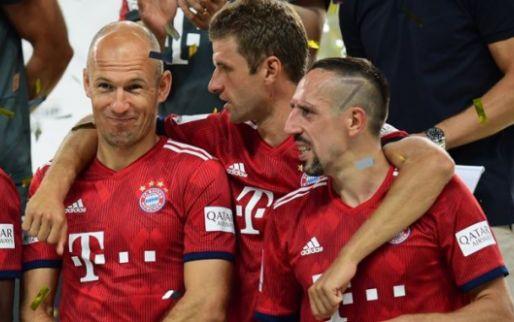 Afbeelding: Bayern verzuimt titel veilig te stellen, Dortmund wint en doet spanning toenemen