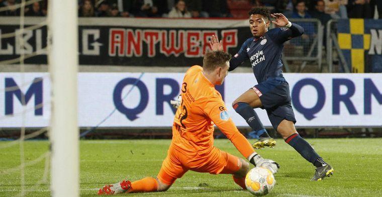 PSV-contractverlenging 'gaat de goede kant op': Geen andere intenties