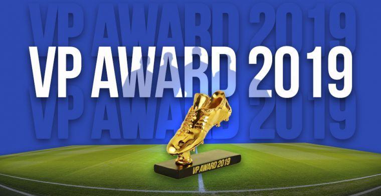 VP Award 2019: Ajax op één, twee en drie, Feyenoord en PSV nog buiten podium