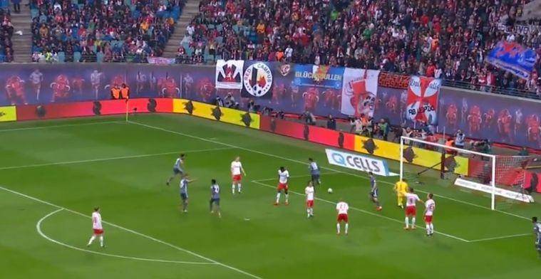 Goretzka denkt te scoren in kampioenswedstrijd: goal Bayern afgekeurd