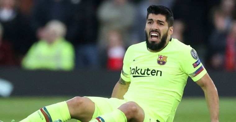 'Ik heb geen respect voor Luis Suarez, het is een bedrieger en een huilebalk'