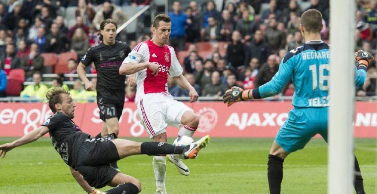Op dit moment is Ajax, na Napoli, mijn favoriete team in Europa