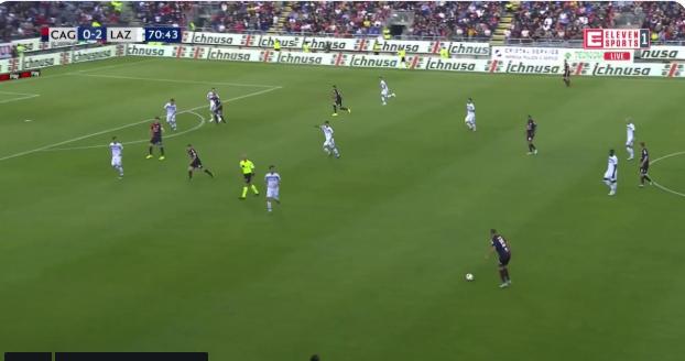 Proto maakt op zijn 35e zijn debuut in de Serie A en toont zich meteen