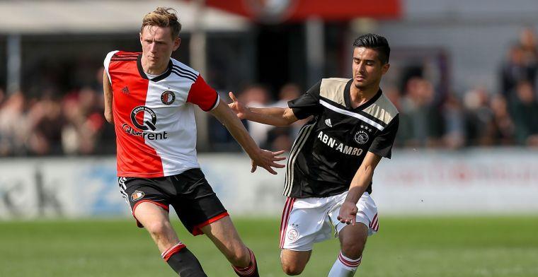 'Ik zou nooit voor PSV of Ajax kunnen spelen, nog voor geen 100 miljoen'