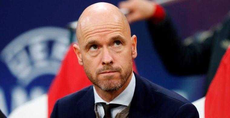 Van Hooijdonk gedecideerd: 'Als dat voorbij komt, moet hij vertrekken bij Ajax'