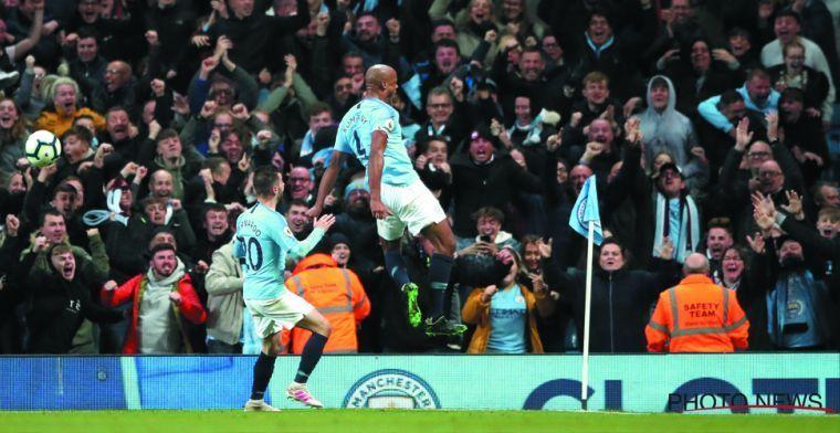 Wereldgoal Kompany uitgeroepen tot 'Goal van het Seizoen' in de Premier League