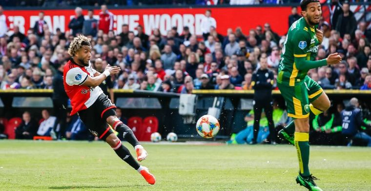 Vilhena op weg naar Feyenoord-uitgang: Het is de vraag of hij die stap wil maken