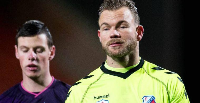 'PEC Zwolle zoekt keepers en wil toeslaan bij PSV en FC Utrecht'