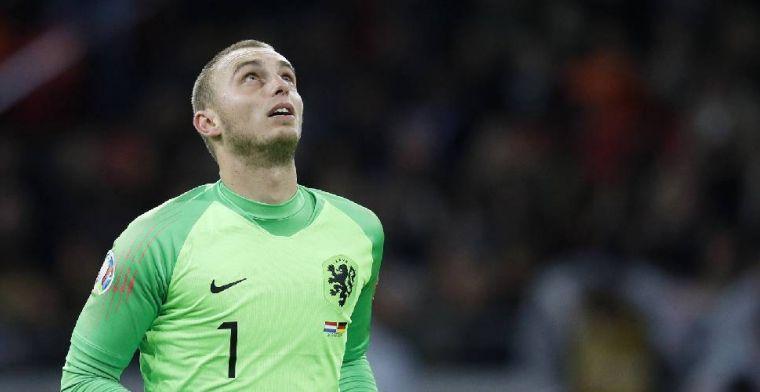 'Cillessen in de wachtkamer: Barça wil forse transfersom voor Nederlander'