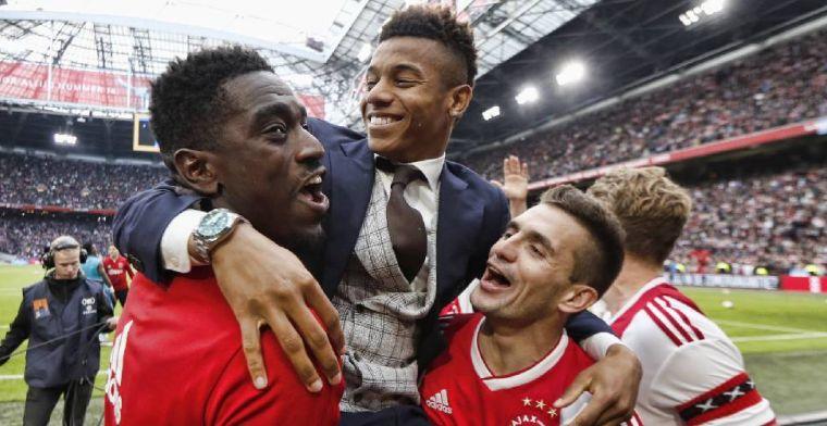 'PSG geeft gas voor Neres: komende dagen nieuw gesprek met clubleiding'