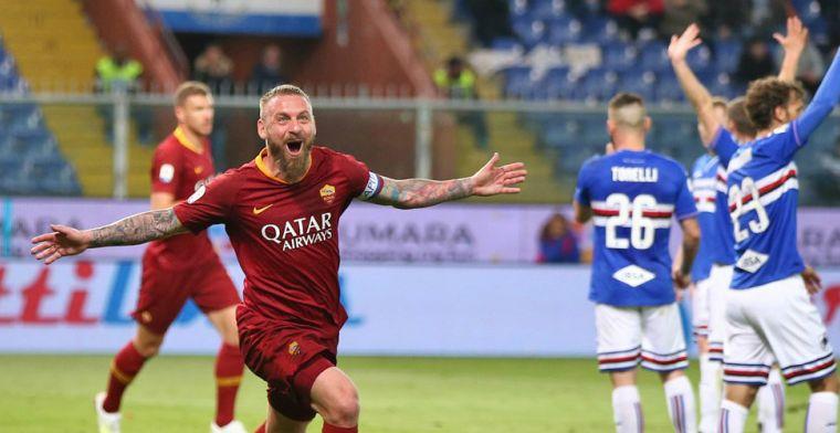 Groot nieuws uit Rome: clubicoon De Rossi verlaat AS Roma na achttien jaar
