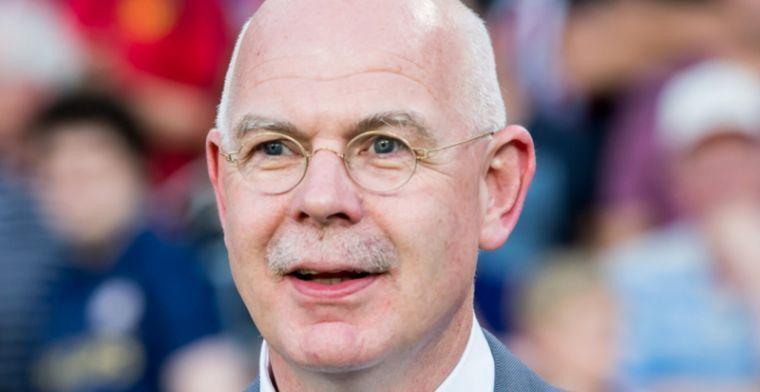 Gerbrands: 'Zelfs als wij paar goede transfers doen, blijft er verschil met Ajax'