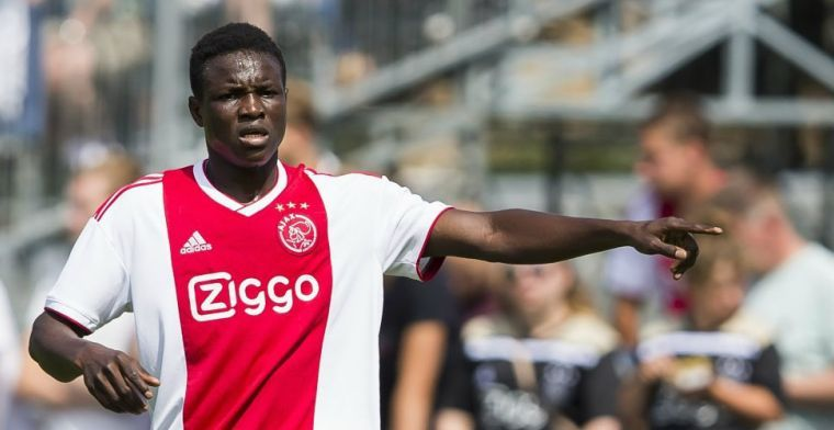 'Miskoop Bandé op weg naar de uitgang bij Ajax? Dat begint er wel op te lijken'