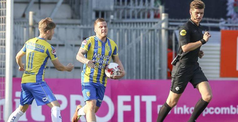 RKC buigt achterstand om en schakelt dramatisch NEC uit in play-offs om promotie