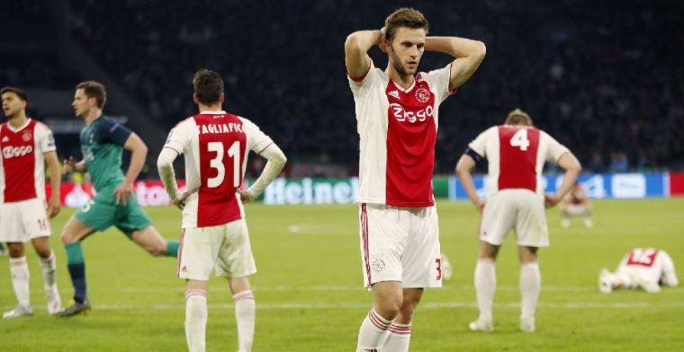 Contract Veltman loopt af: 'Voorkeur? Dat ik eerst nog één wedstrijd wil spelen'