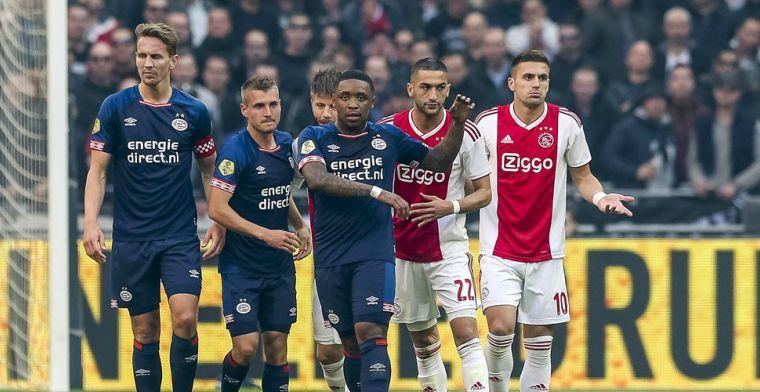 Laten we vooropstellen dat de titel van Ajax een gekochte titel is
