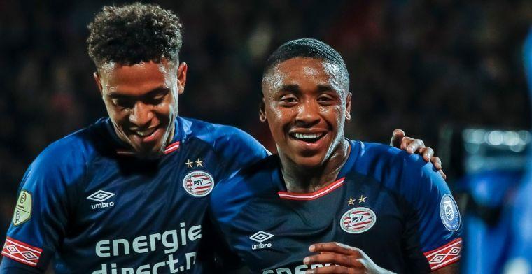 Kamp-Bergwijn: 'De interesse is serieus, Ajax wil beste Nederlandse spelers'