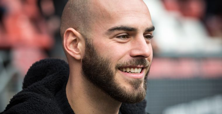 Clubloze Boymans meldt zich in Keuken Kampioen Divisie en hoopt op contract