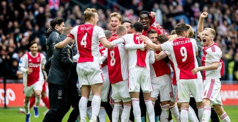 'Voor jarenlange dominantie Ajax ben ik niet bang, verschil met PSV niet zo groot'