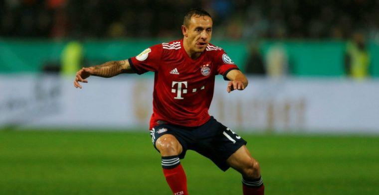 Na Robben en Ribery neemt nóg een Bayern-routinier afscheid: 'Acht mooie jaren'