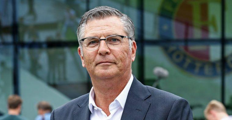 'Mogelijk nog geen nieuwe directeur: Feyenoord denkt aan driemanschap met Kuyt'